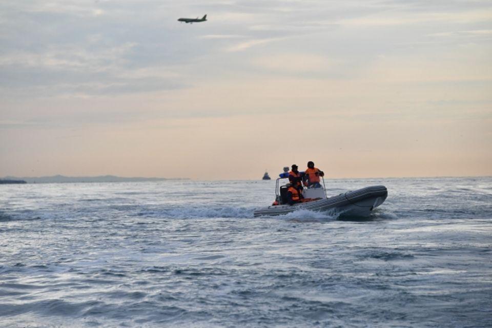 Пятеро из шести рыбаков погибли.