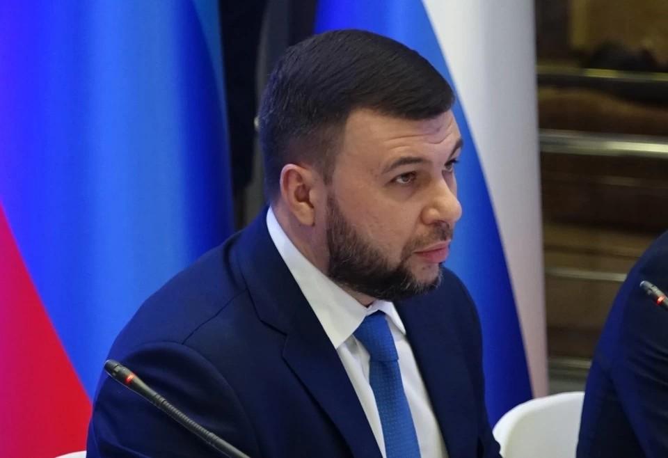 Пушилин объяснил нежелание Зеленского идти на переговоры