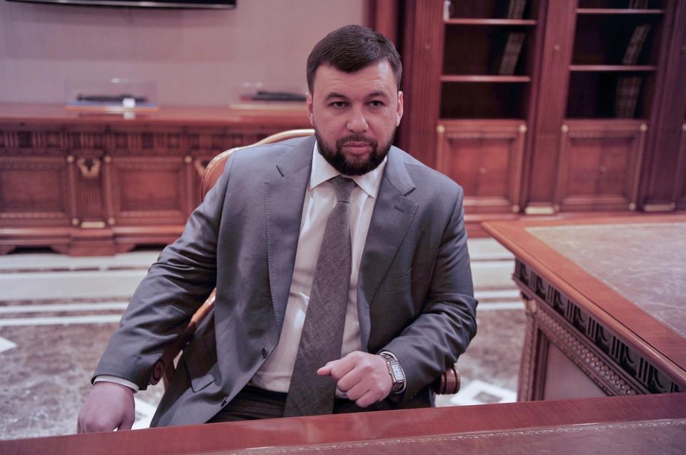 Пушилин оценил слова Зеленского об изменении минских соглашений