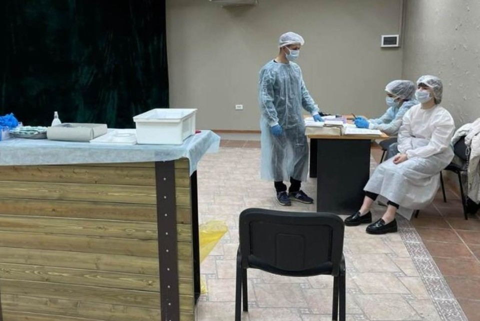 Всего с начала пандемии в Крыму выявлено 40771 заболевших Covid-19