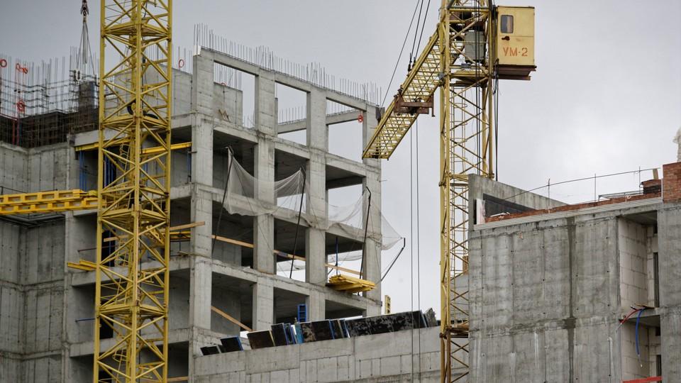 Средняя площадь квартиры, строящейся в Томской области, составляет 59,3 кв. метра. Фото: с сайта tomsk.gov.ru