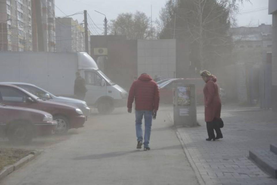 Кировчан предупредили о сильном ветре