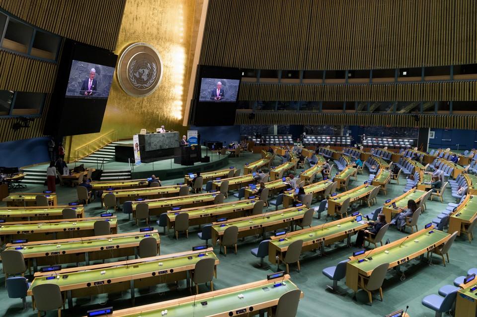 Генсек ООН призвал Киргизию и Таджикистан соблюдать перемирие