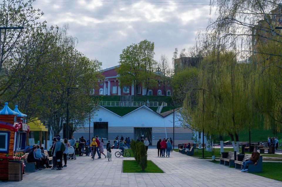 В голосовании за благоустройство-2022 приняли участие более 17 тысяч орловцев