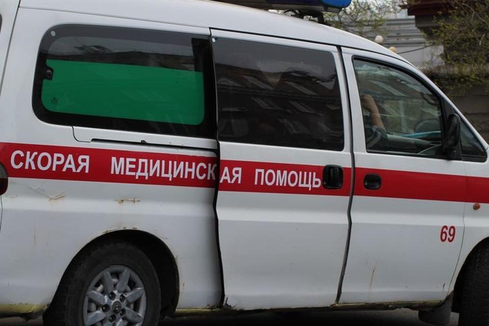 Экипажу понадобилась срочная помощь медиков.