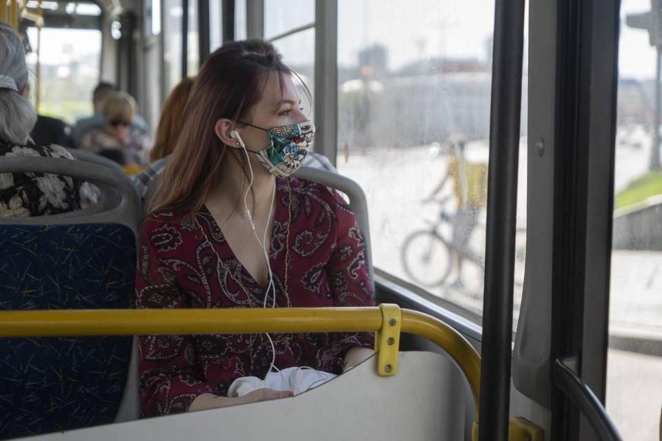 Как будет работать общественный транспорт в Иркутске на 9 мая 2021 года: пассажиров станут возить до полночи