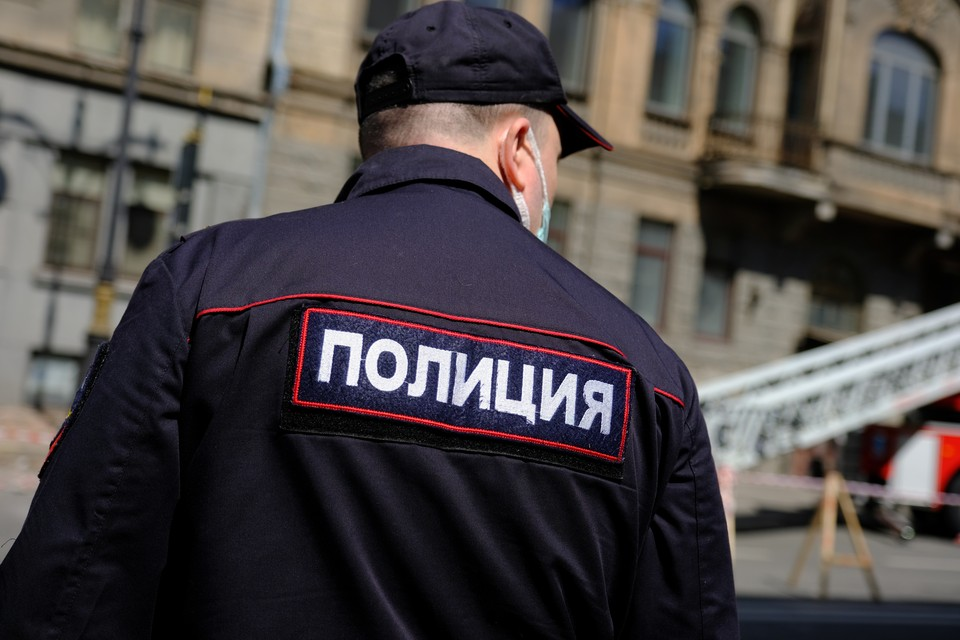 Полиция разыскивает преступника