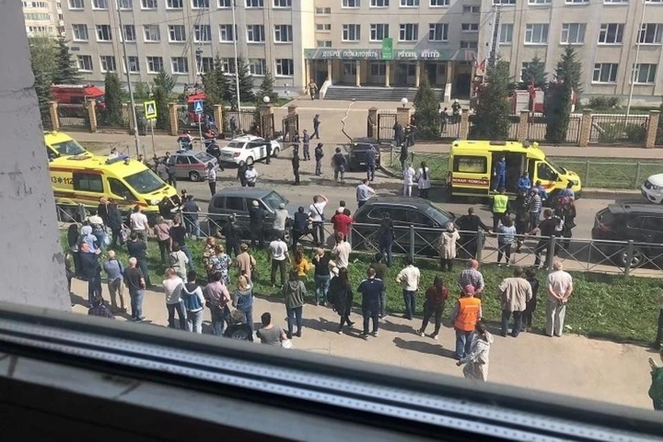 """Трагедия в Казани очень похожа на массовое убийство в школе """"Колумбайн"""""""