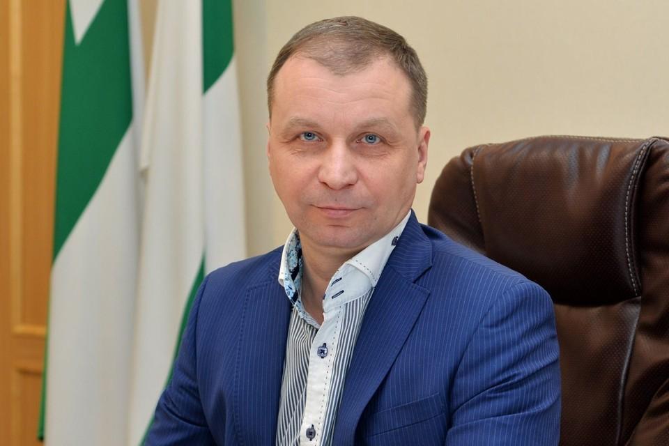 Андрей Потапов работал в администрации с 2016 года Фото: администрация Кургана