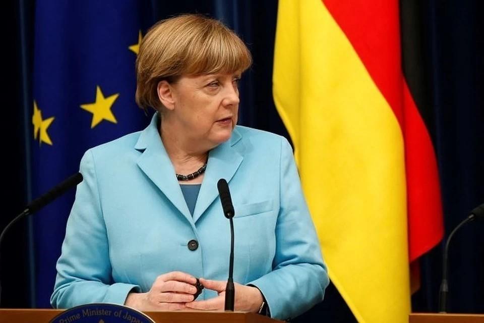 Меркель потрясена трагедией в школе в Казани