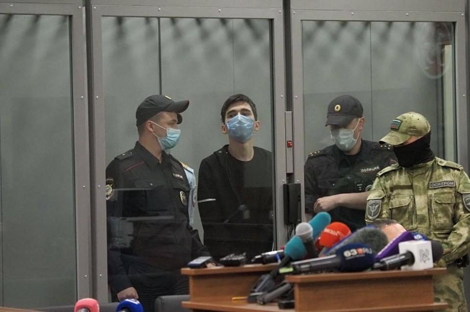 Молодой человек пробудет в камере СИЗО до 11 июля. Фото: пресс-служба Советского районного суда Казани
