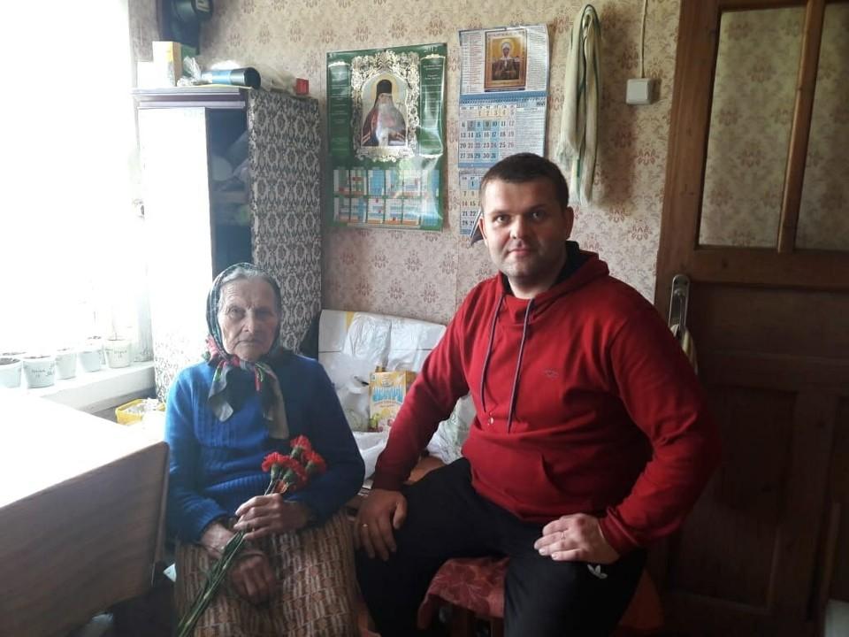 Нина Ивановна Дроздова умерла на 95-м году жизни Фото: vk.com/kalash8869 (Андрей Калашников)