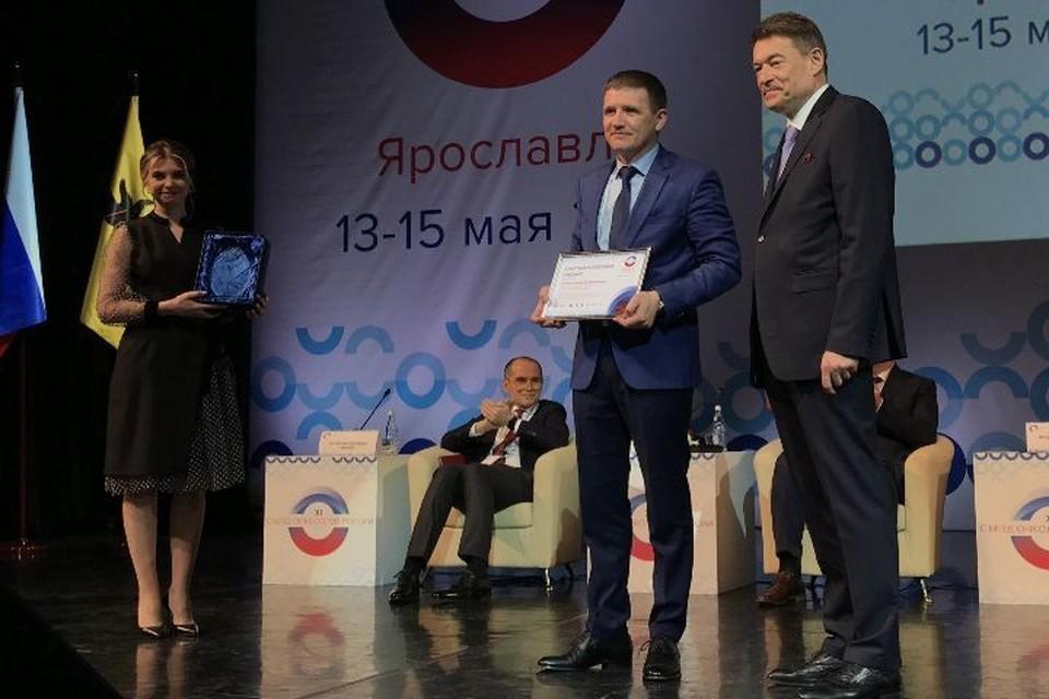 В Ярославле проходит XI съезд онкологов России. Фото: Здравоохранение. Ярославская область