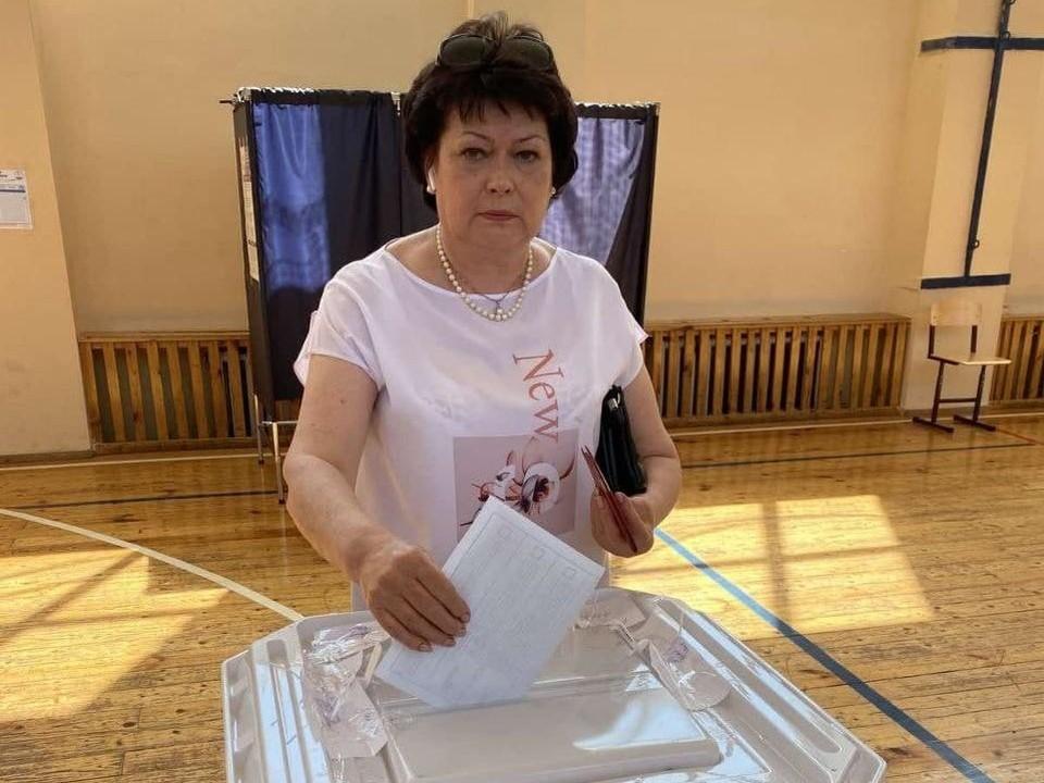 Лариса Гуляева