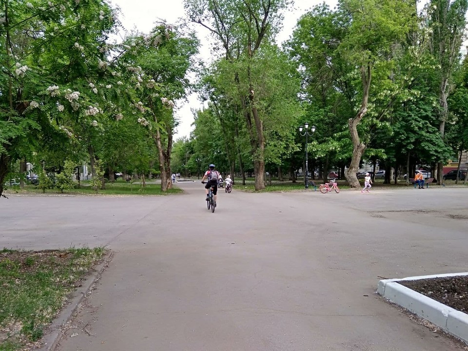 Погода на выходных в Саратове будет летней