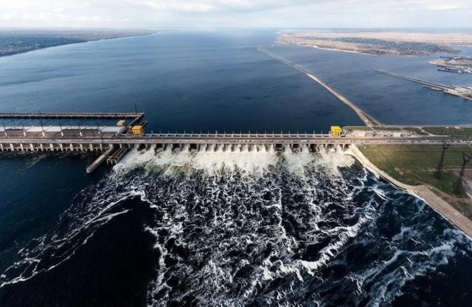Фото с сайта Волжской ГЭС