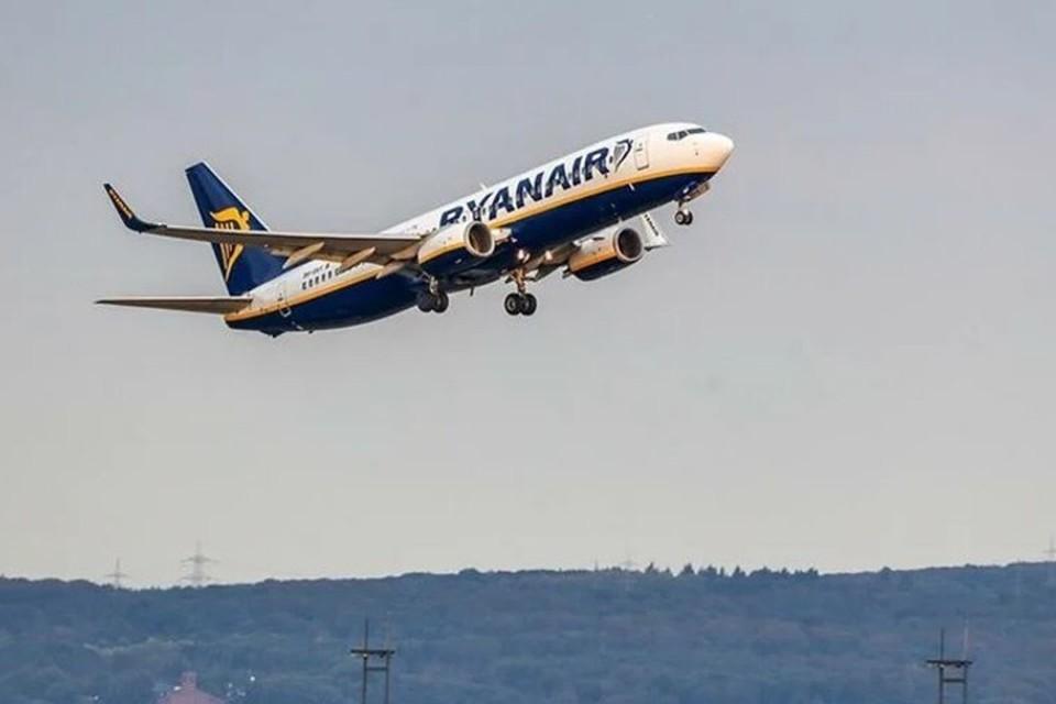 Глава авиакомпании Ryanair направил письмо в Департамент авиации Беларуси, в котором назвал разворот самолета «преднамеренным угоном». Фото: ТАСС