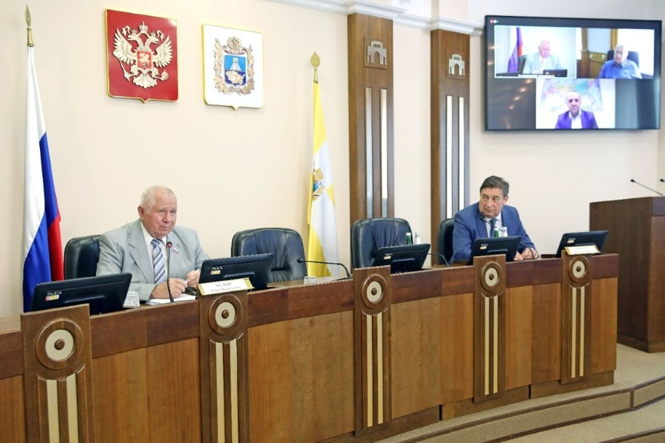 С начала 2021 года в бюджете Ставрополья появилась еще одна статья доходов
