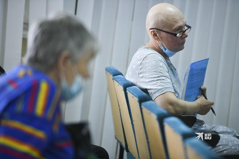Из-за коронавируса специалисты не общались с пациентами более полугода.