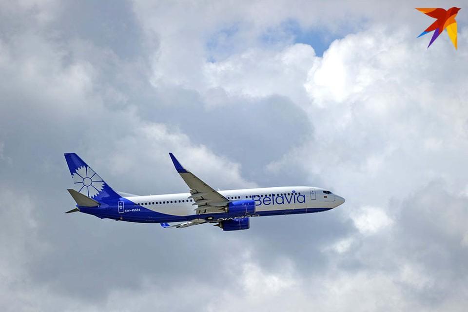 «Белавиа» с 28 мая до 28 августа не будет летать в Таллин