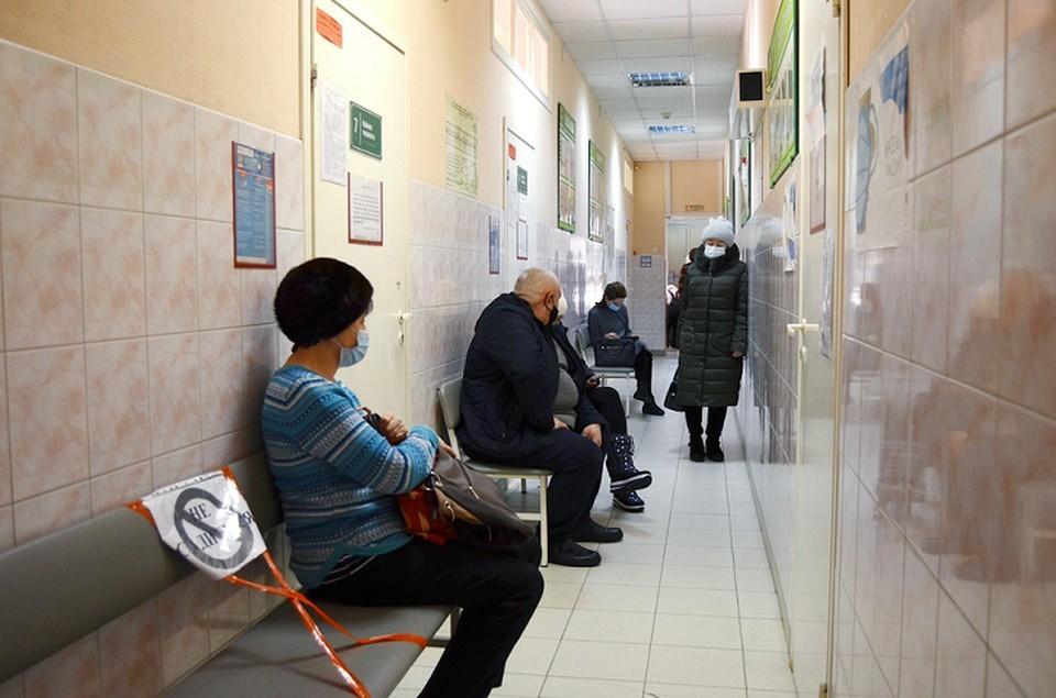 Сегодня в Томской области число выздоровевших от коронавирусной инфекции составляет за сутки 59 человек. Заболевших - 22. Фото Высотиной Ксении.