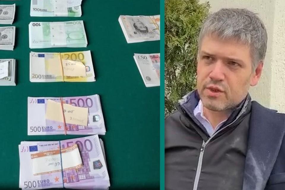 Константин Егоров проходит по уголовному делу о мошенничестве. Фото: ЧП-Красноярск, телеграм-канал «СИБИРЯК»