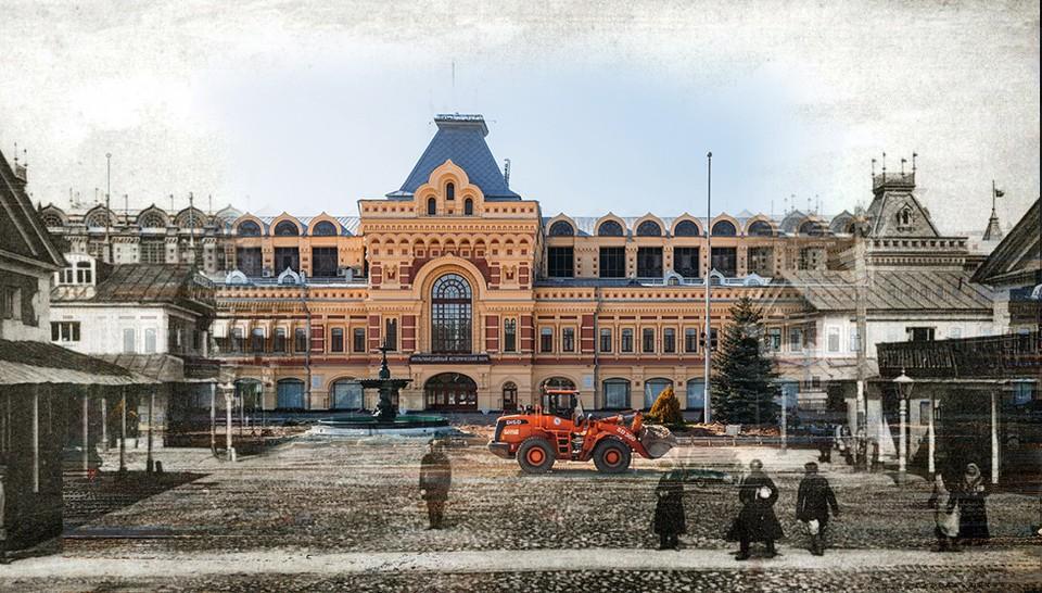 28 мая 2021 года исполняется 125 лет со дня открытия Выставки в Нижнем Новгороде.