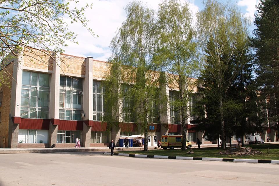 Областная больница – ведущее медицинское учреждение региона. Фото: предоставлено КП