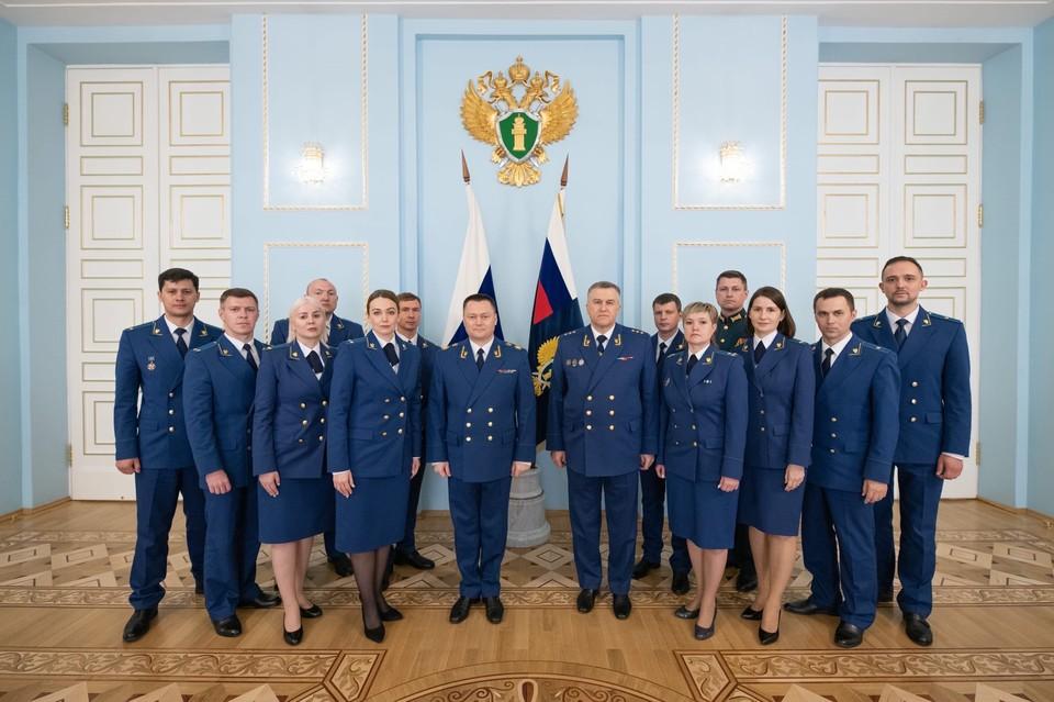Фото: пресс-служба генпрокуратуры РФ