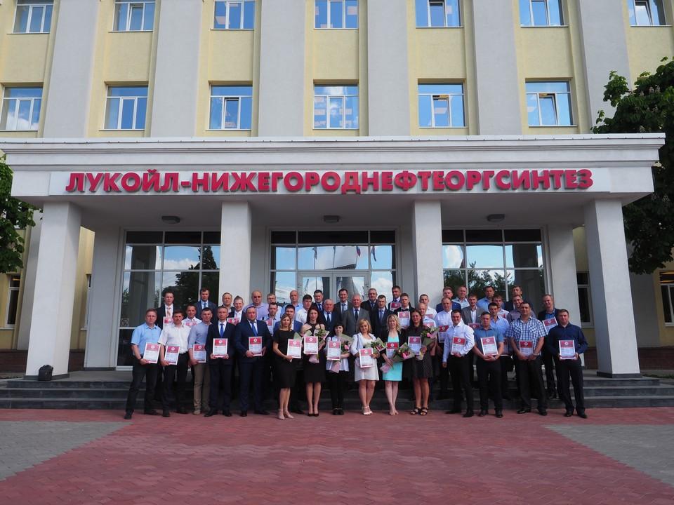 Участие в конкурсе приняли работники всех производств предприятия