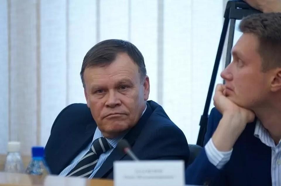 Владимир Крицкий замыкает тройку лидеров по заработку