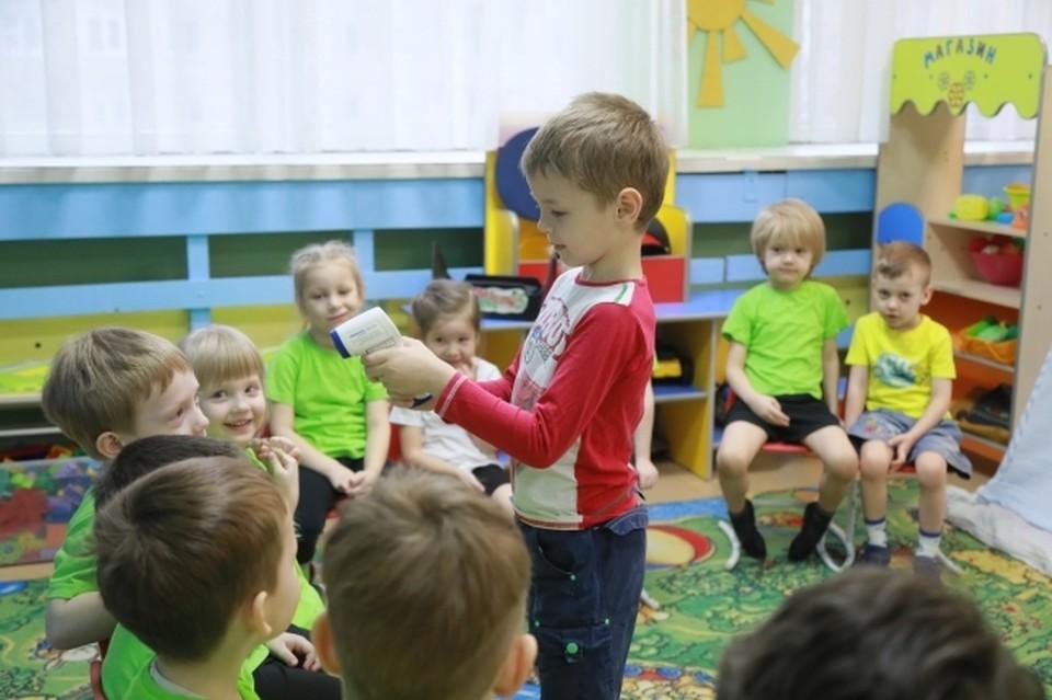 Дошкольное учреждение «Капитошка» построили с нуля в рамках Федеральной целевой программы