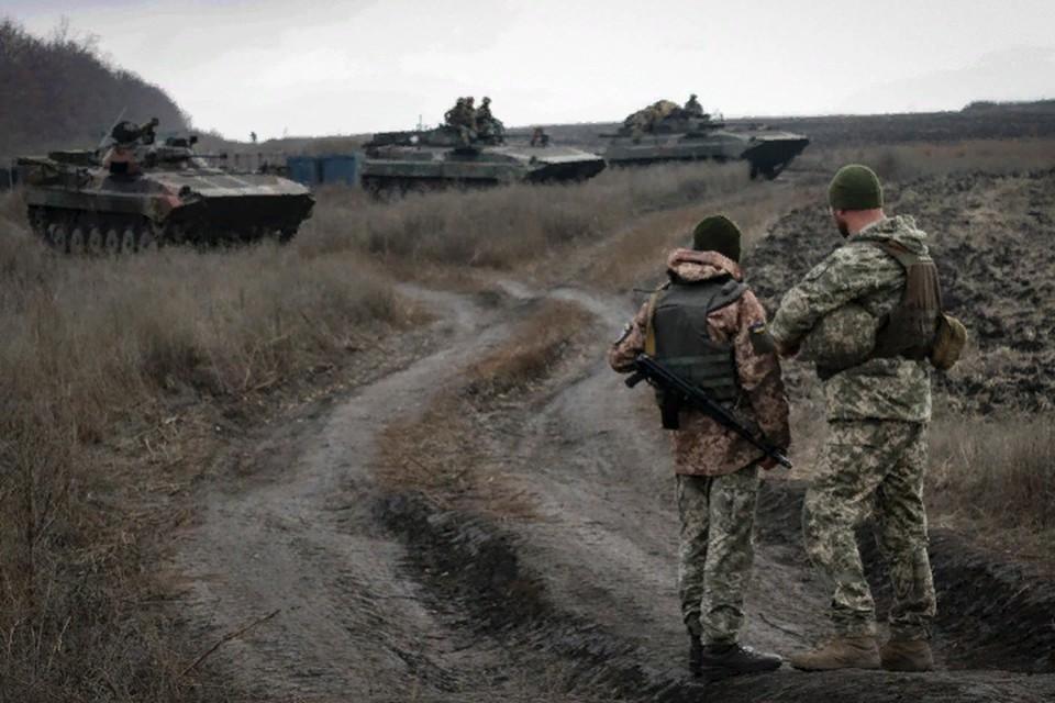 Днем ранее ВСУ четыре раза нарушили перемирие в Донбассе. Фото: штаб «ООС»