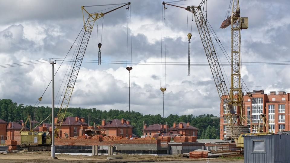 Вслед за ростом рыночной стоимости квартир в стране Минстрой увеличивает нормативную цену жилья. Фото: с сайта tomsk.gov.ru