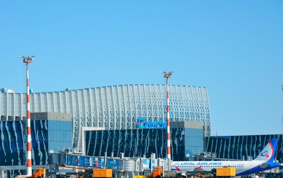 Аэропорт в Симферополе Фото: new.sipaero.ru/