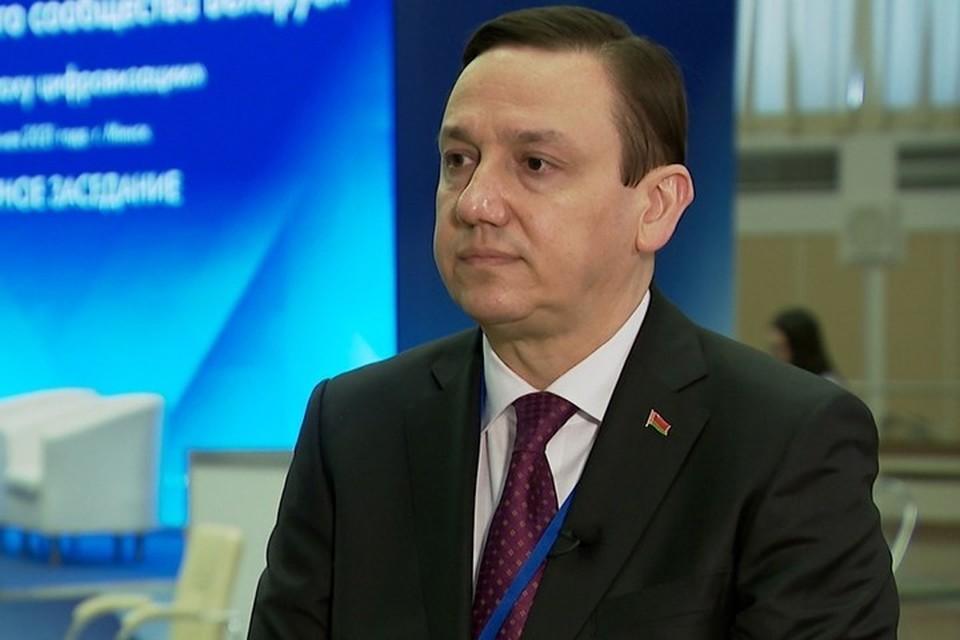 Глава Мининформа заявил, что в Беларуси нет независимых СМИ. Фото: ОНТ