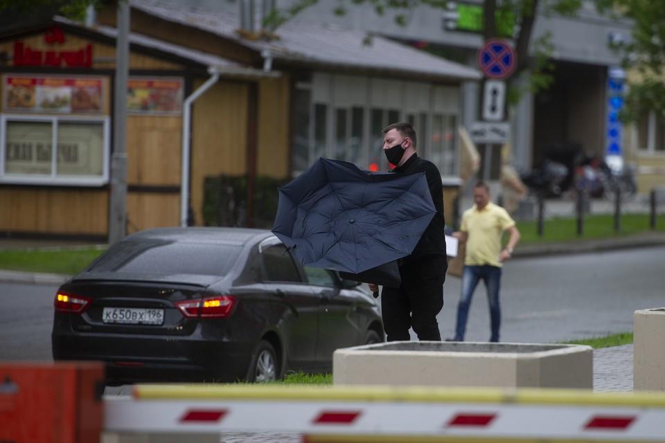 Погода в Краснодаре на 31 мая 2021 года: ураганный ветер и жара