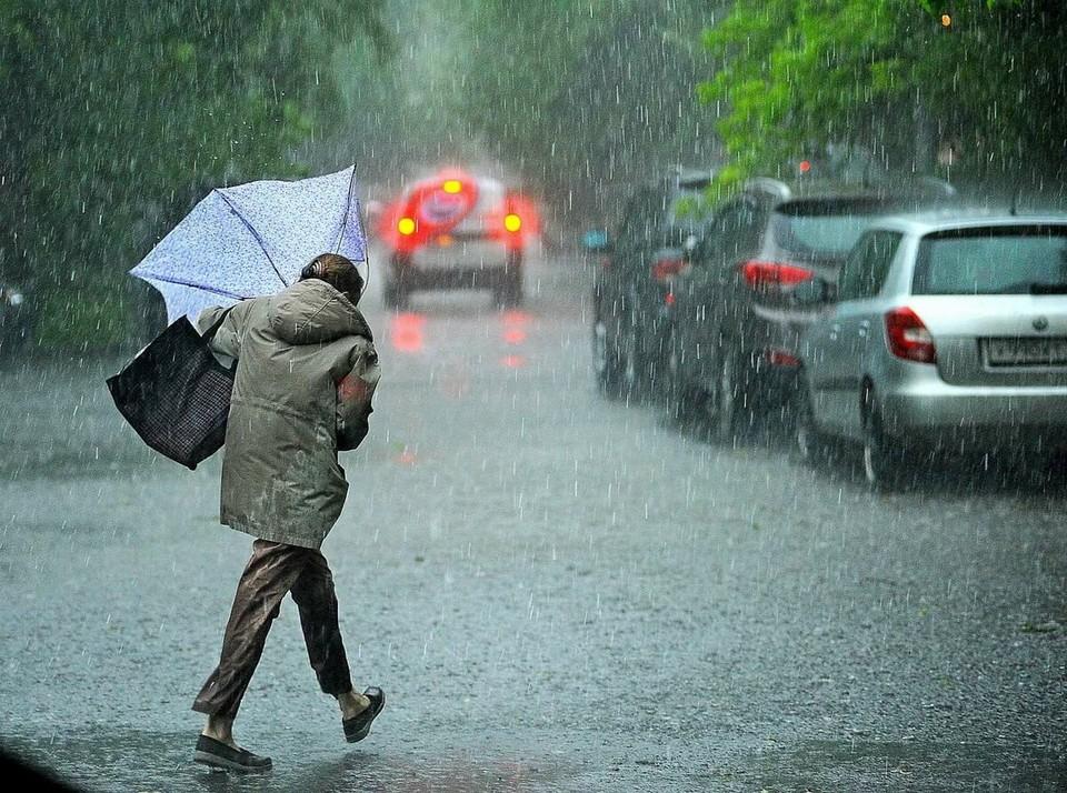 В Молдове будет дождь, холод и порывы ветра. Фото: соцсети