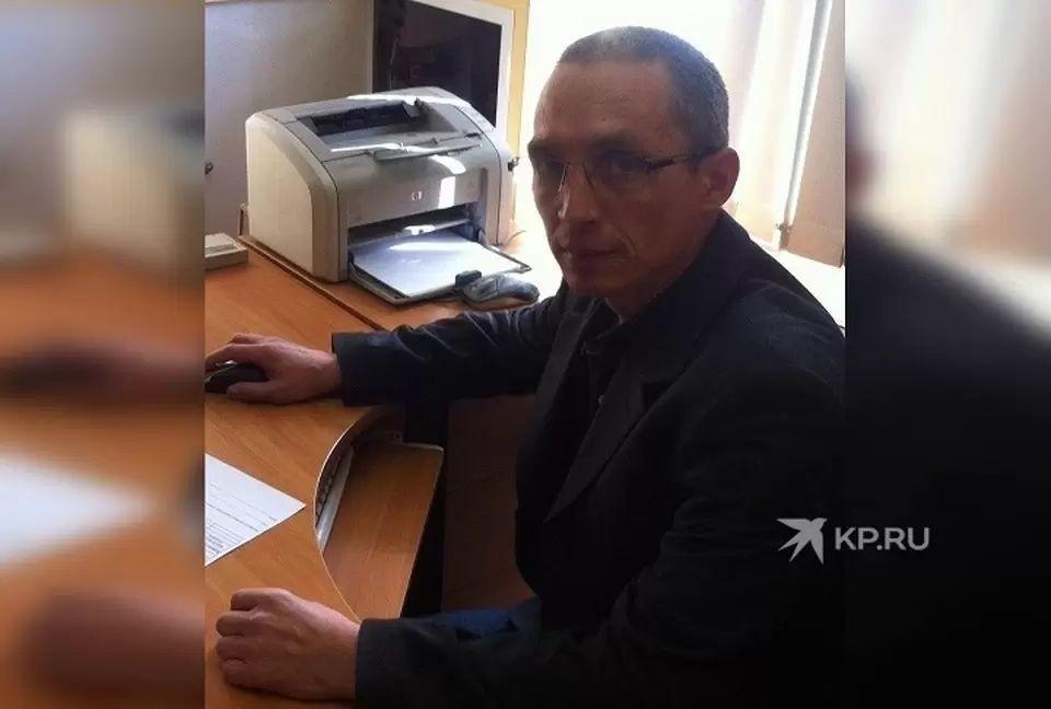 Сергею Болкову 48 лет. Последнее время он работал в ЧОПе и много пил. Фото: соцсети