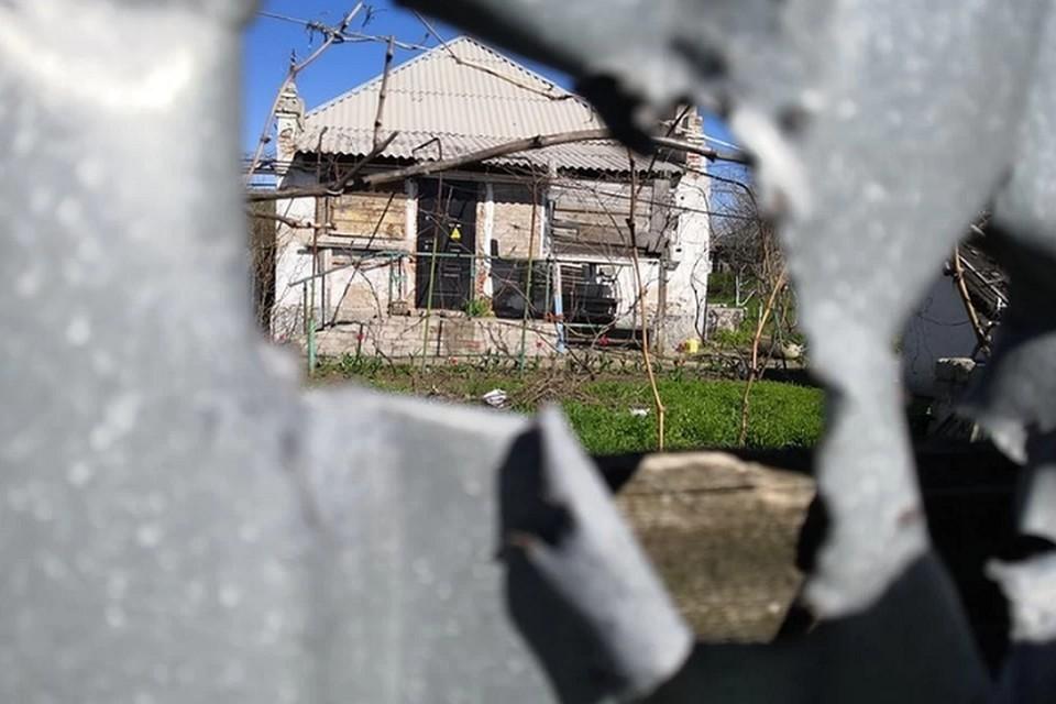 Информация о разрушениях гражданской инфраструктуры не поступала [архивное фото]