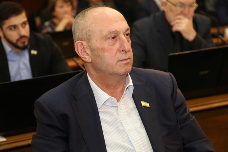 Якуб Белхороев. Фото: parlamentri.ru