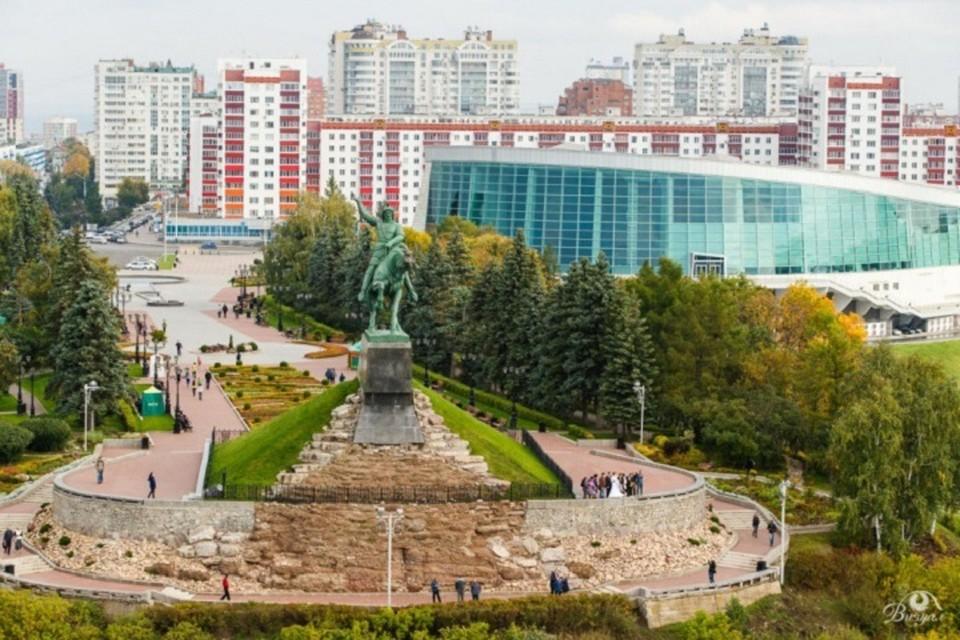 """""""Белавиа"""" начала летать в Уфу. Фото: rgo.ru"""