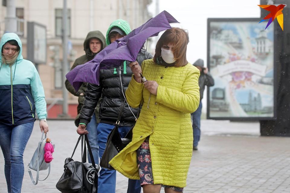 Первая неделя лета в Беларуси будет прохладной.