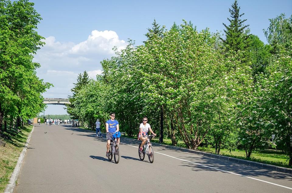Погода в Красноярске на 1 июня 2021: грядет потепление до +23 и солнце