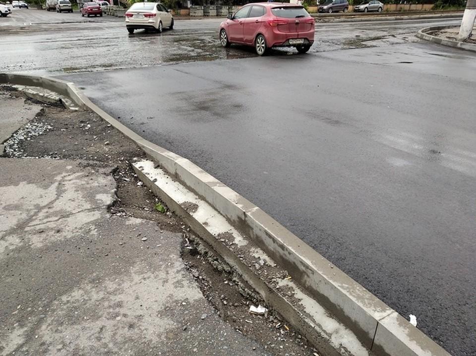 ДТП произошло в Октябрьском районе