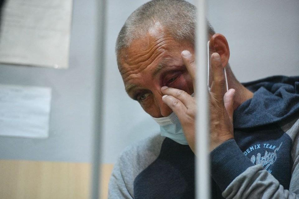 Сергей Болков заявил, что раскаивается в содеянном