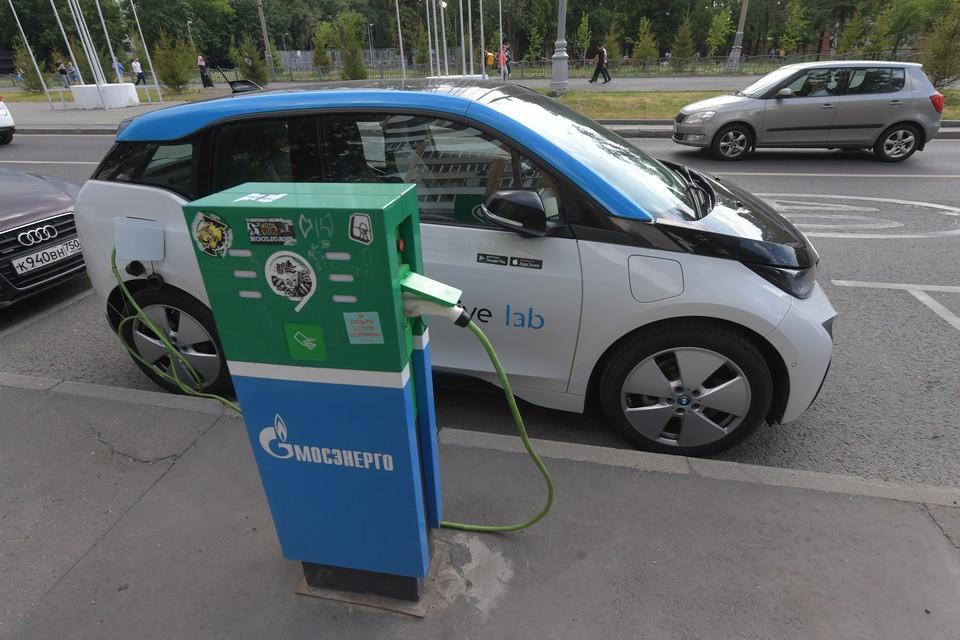 По прогнозам количество электромобилей увеличится в 13 раз
