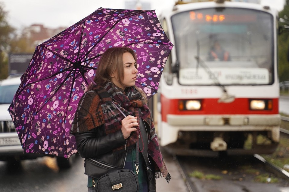 В Самаре будет пасмурно и дождливо