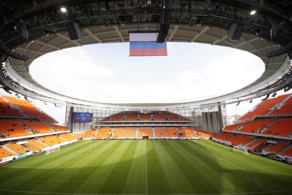 Стадион будет открыт для пробежек в определенные часы