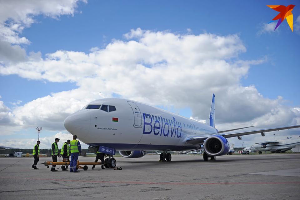 «Белавиа» не планирует просить финансовой помощи у правительства из-за реакции европейских стран